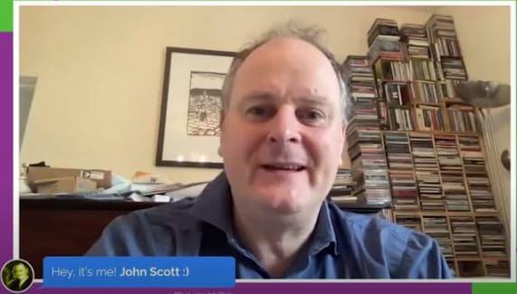 #5LampsChats – John Scott – Irish Modern Dance Theatre