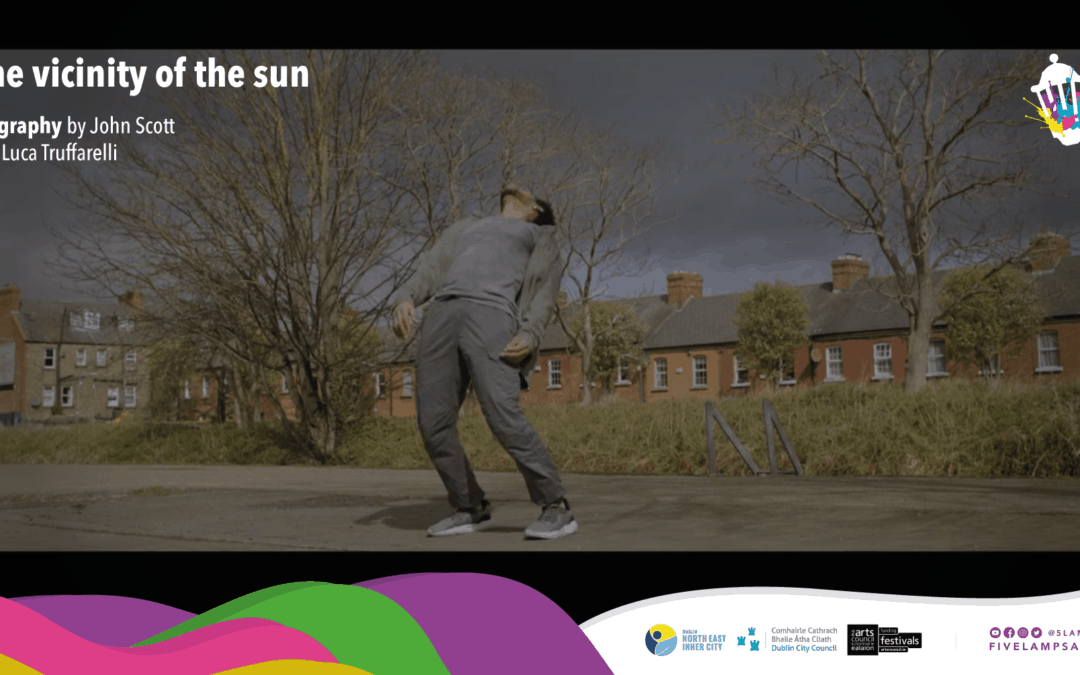 'In the Vicinity of the Sun': the new work choreographed by John Scott