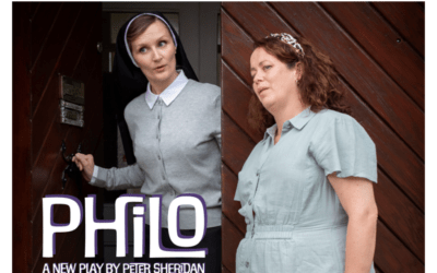 Philo, a new play by Peter sheridan